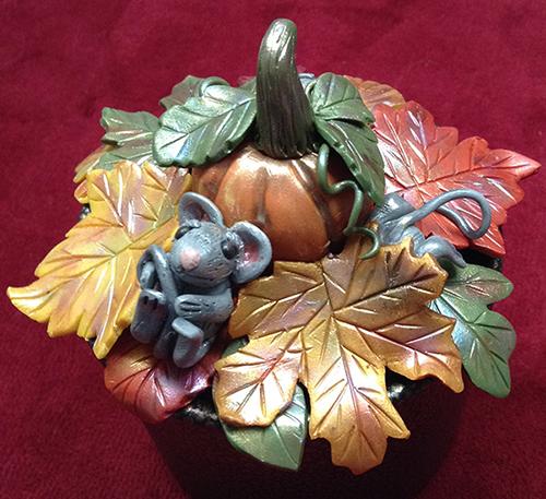 pumpkin mice