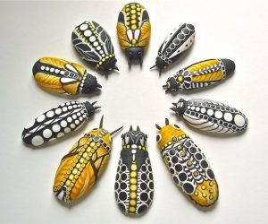 Bullseye Beetles